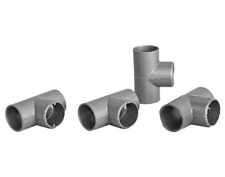 19 MM CONDUCT PIPE TEE